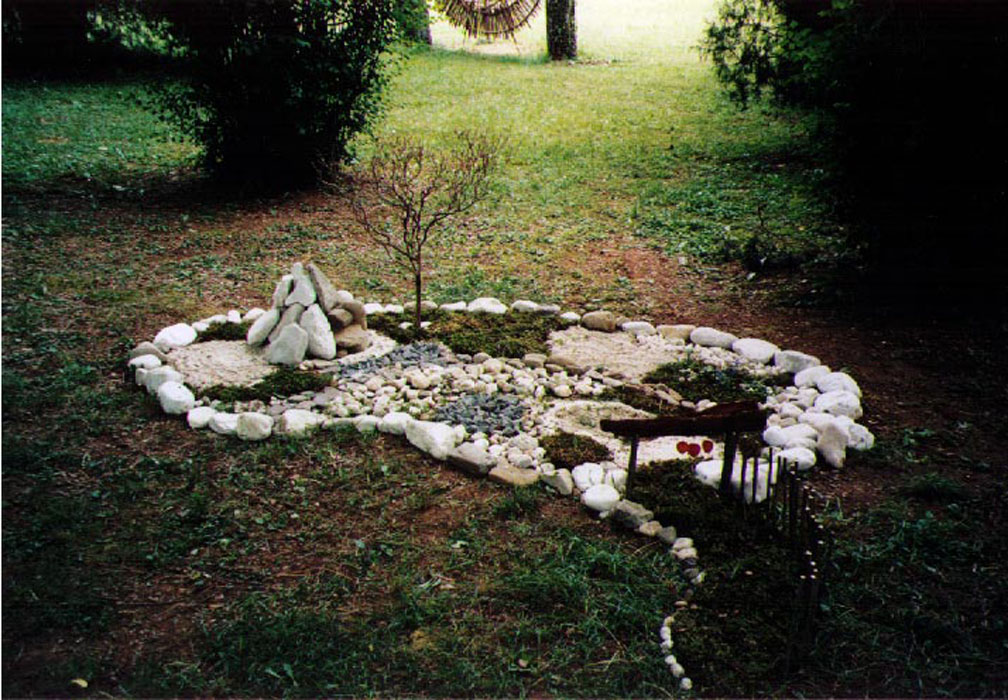 Udine 2006 - Piccolo giardino giapponese ...
